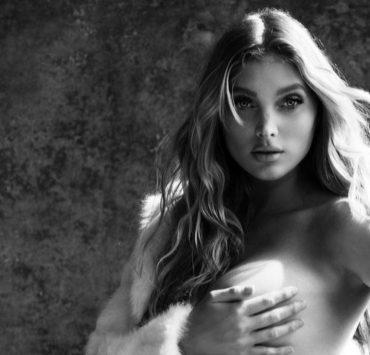 Фотофакт: «ангел» Victoria's Secret Эльза Хоск впервые станет мамой