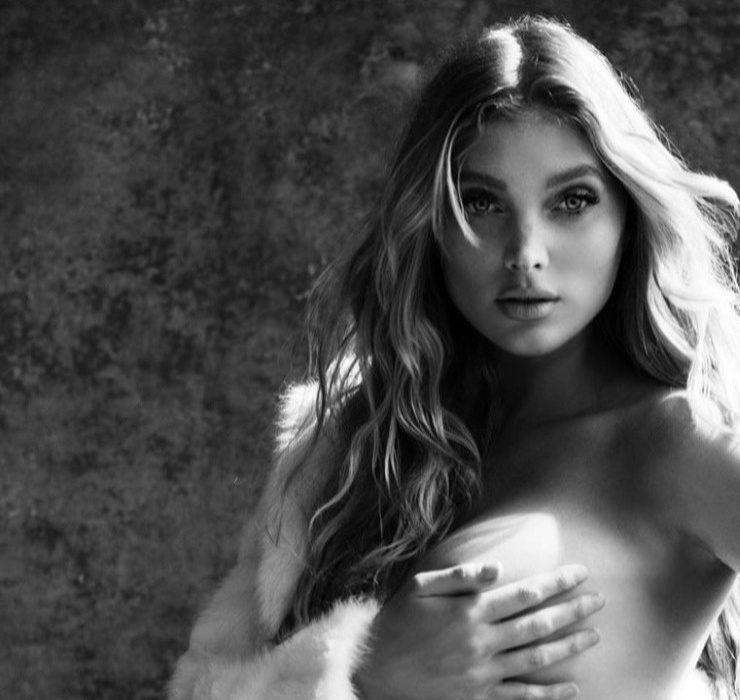 Фотофакт: «янгол» Victoria's Secret Ельза Госк вперше стане мамою