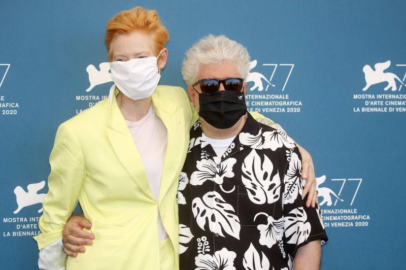 ПедроАльмодовар представил короткометражный фильм с Тильдой Суинтон в главной роли