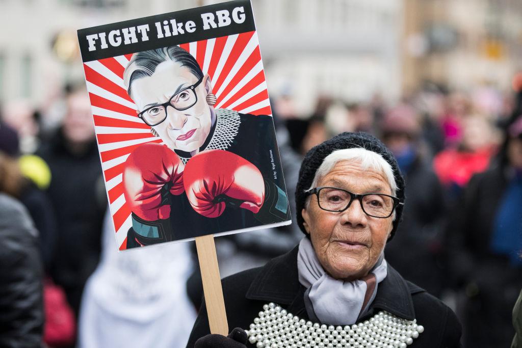 У США померла Рут Гінзбург — ікона стилю і фемінізму