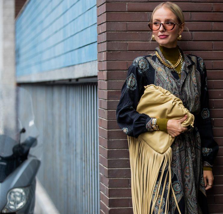 Street style: что носят самые стильные гости Milan Fashion Week