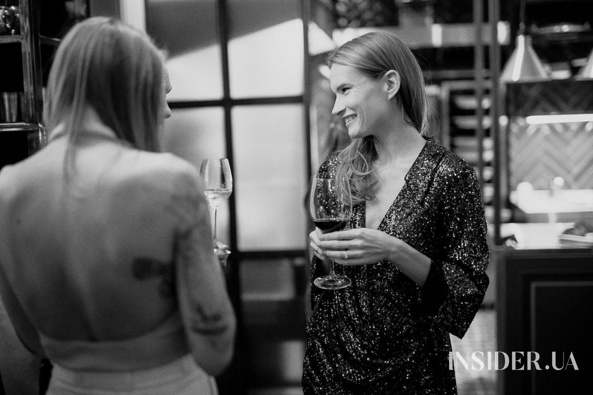 Вечер в «Дядиной квартире»: как модель Татьяна Богдан отметила день рождения
