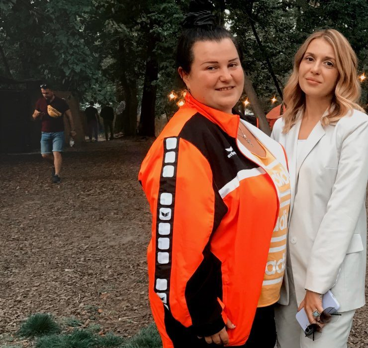 «Нас с сыном спасло чудо»: героиня нового клипа Alyona Alyona Анастасия Луговая