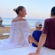 Зірка «Гри престолів» Софі Тернер вперше показала себе вагітною
