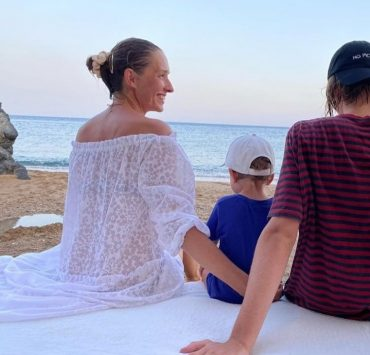 «Іллі сьогодні 18». Катя Осадча зворушливо привітала старшого сина з повноліттям