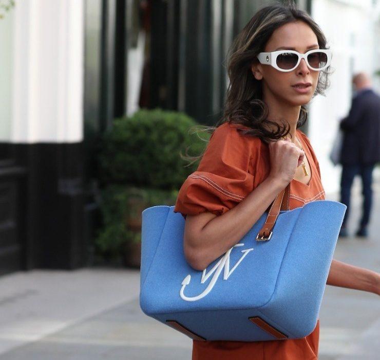Street style хроника: что сейчас носят самые стильные девушки Лондона