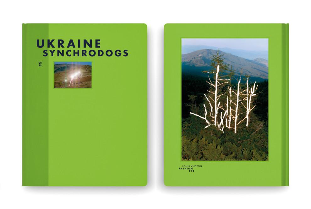 Louis Vuitton выпускает книгу об Украине — со снимками фото-дуэта Synchrodogs