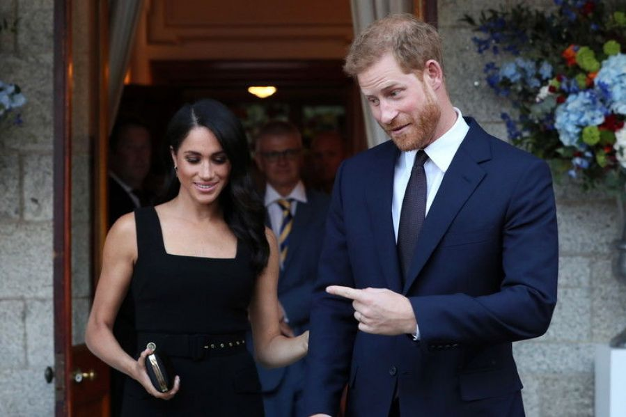 Принц Гарри и Меган Маркл выплатили свой долг Великобритании