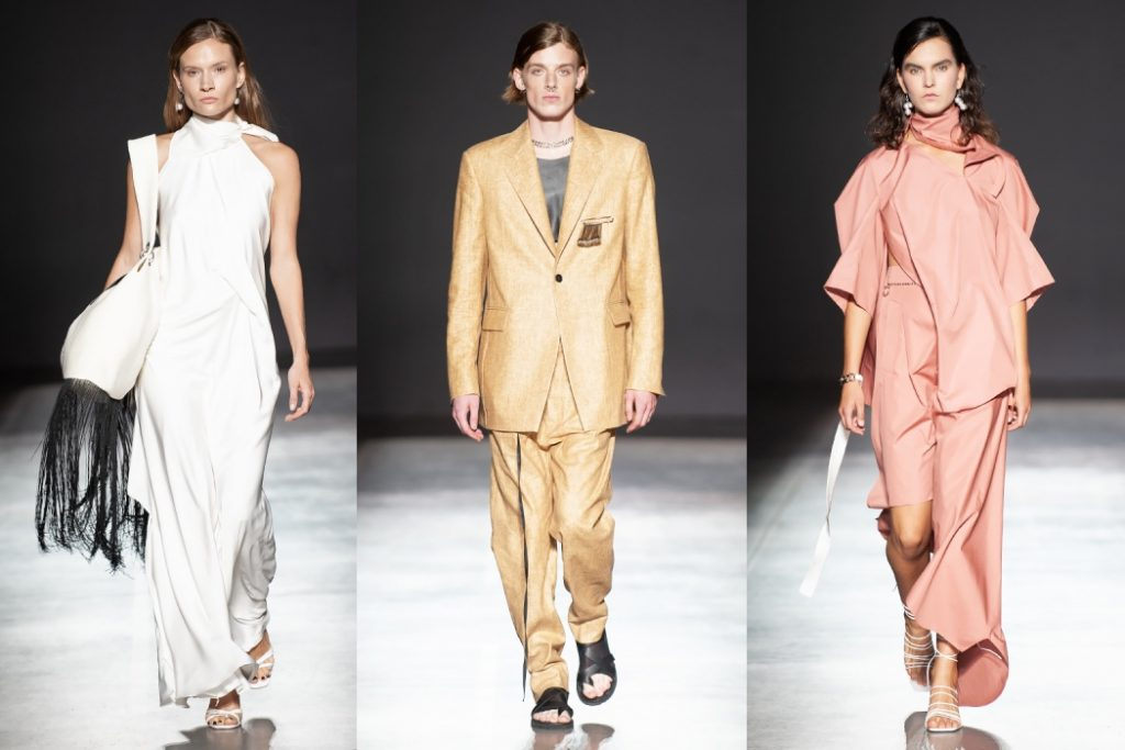 Меньше, тише, глубже: все, что нужно знать о 47-ом сезоне Ukrainian Fashion Week