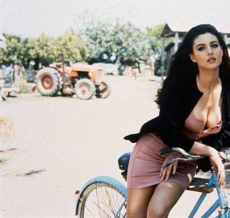 Эволюция стиля Моники Беллуччи в 20 фотографиях