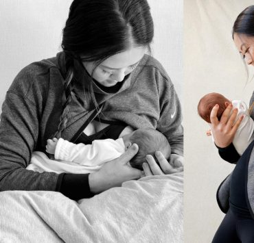 Nike запускает линейку спортивной одежды для беременных женщин
