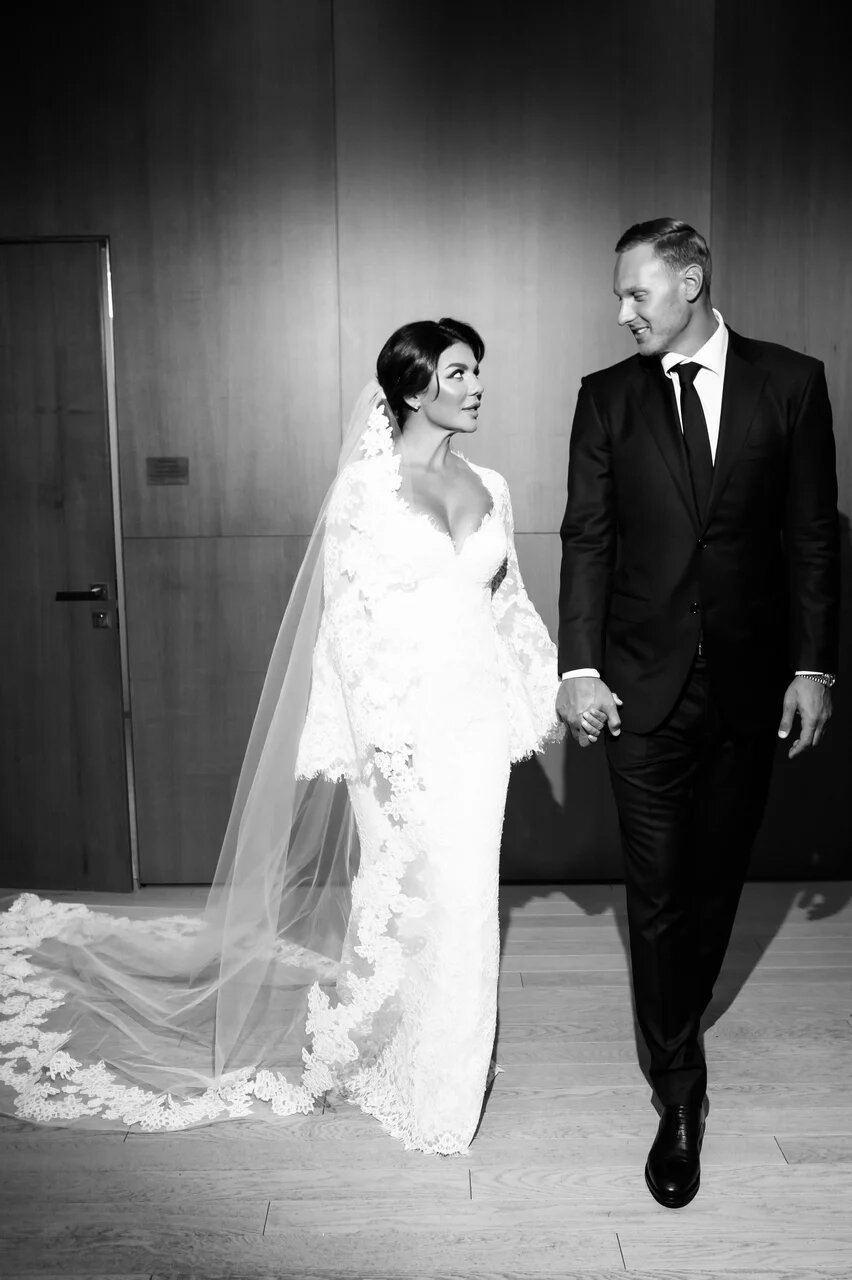 Це офіційно: Анна Сєдокова вийшла заміж втретє