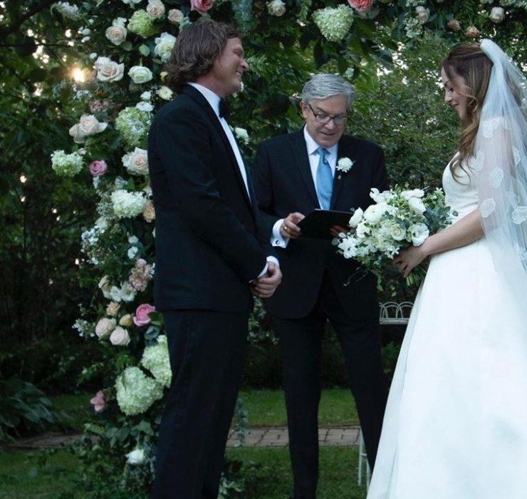 Wedding Day: зірка «Династії» Елізабет Гілліс вийшла заміж
