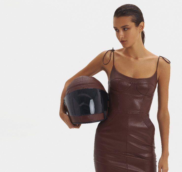 Осознанная мода: эко-коллекция the COAT by Katya Silchenko осень-зима 2020/21