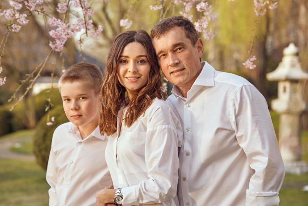 Зоя Литвин и Василий Хмельницкий во второй раз станут родителями