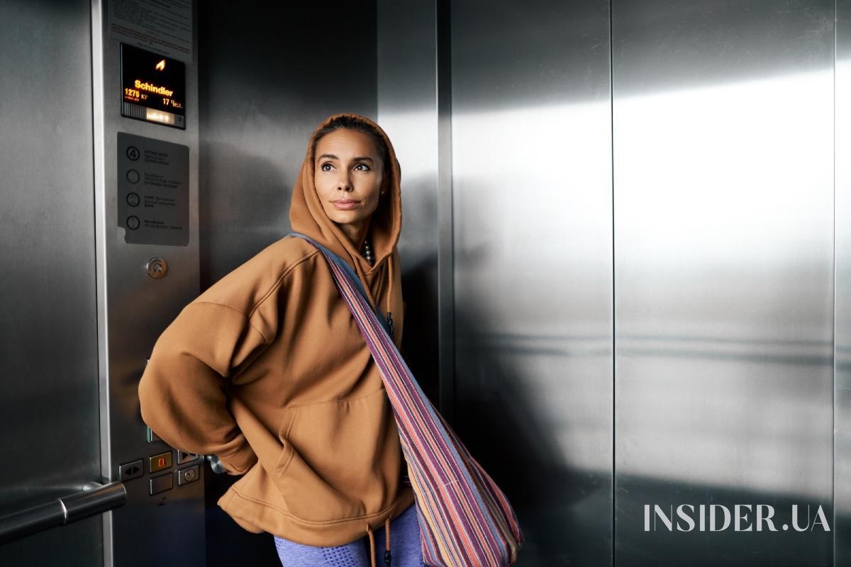 «Если бы не президентство отца, я бы стала выдающейся спортсменкой»: Виталина Ющенко о спорте, детях и основании своего бренда