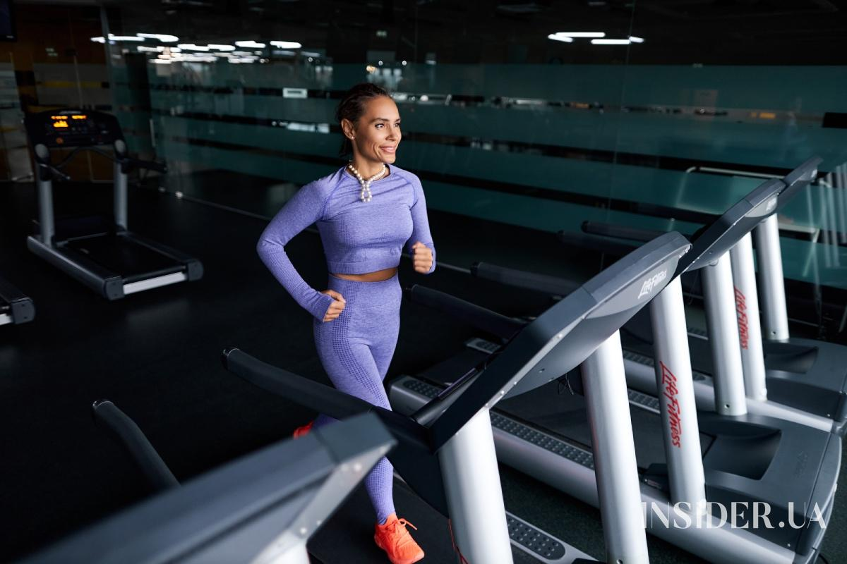 «Якби не президентство батька, я стала б видатною спортсменкою»: Віталіна Ющенко про спорт, сім'ю та створення власного бренда