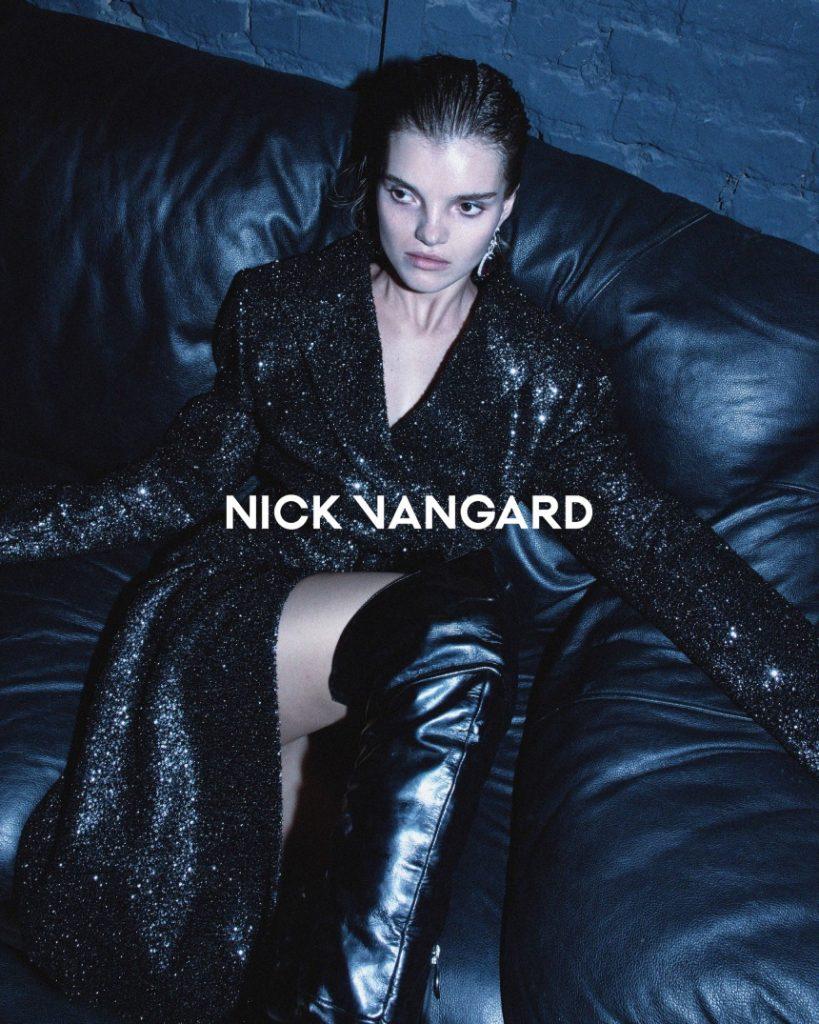 Макс Барських запустив власну лінію одягу під брендом NICK VANGARD