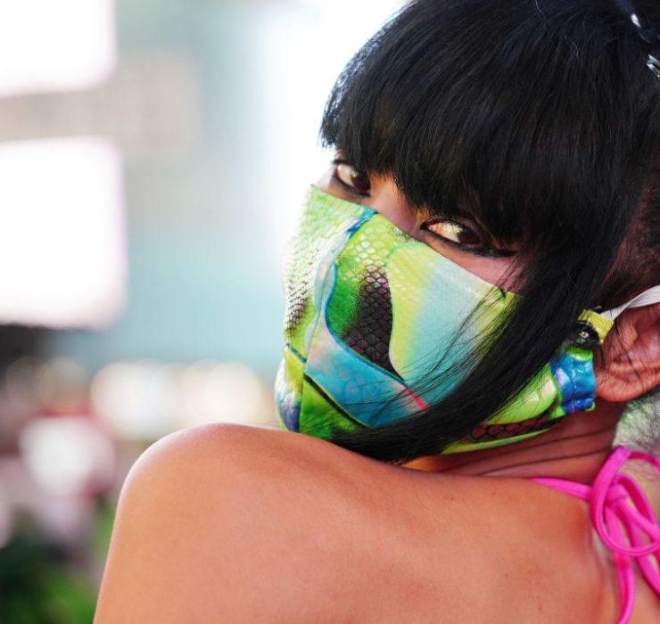 5 б'юті-правил при носінні захисної маски