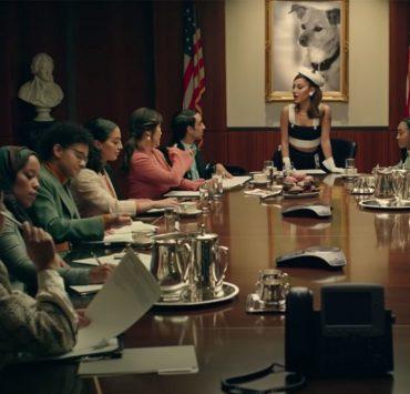 Ариана Гранде стала президентом США в новом клипе Positions
