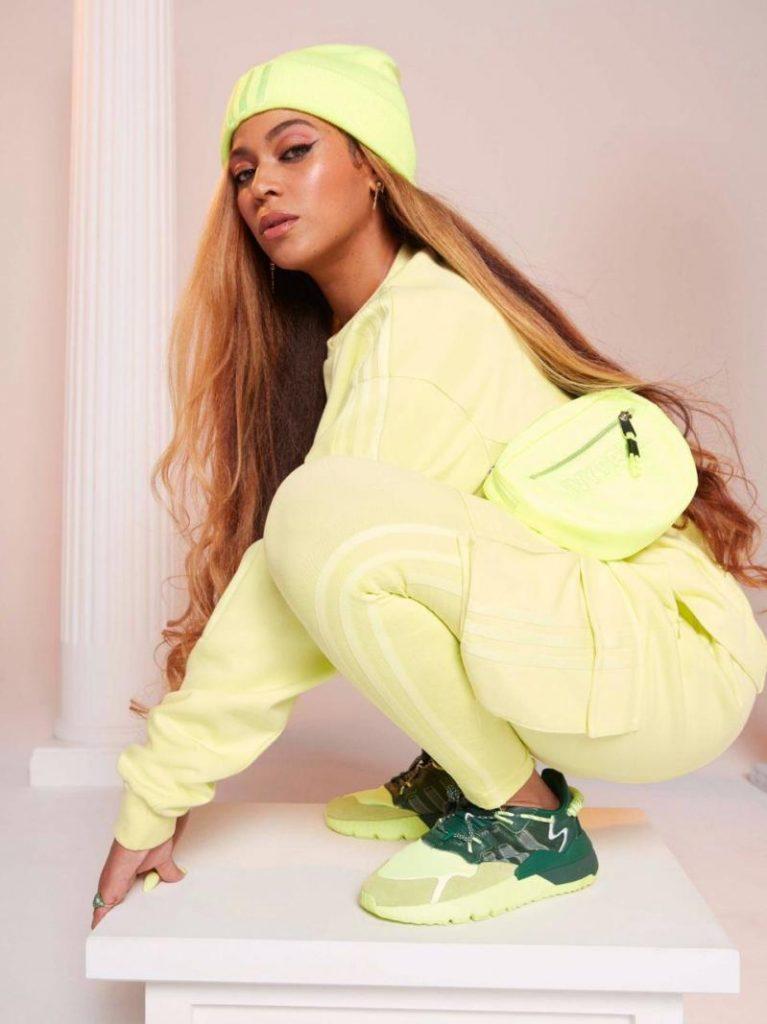 Бейонсе показала нову колекцію Ivy Park x adidas