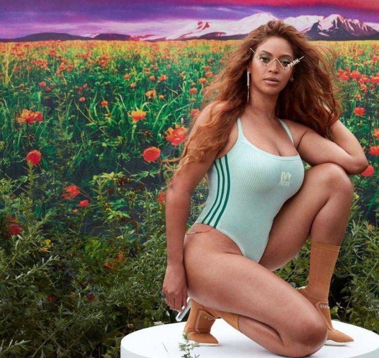 Бейонсе показала новую коллекцию Ivy Park x adidas