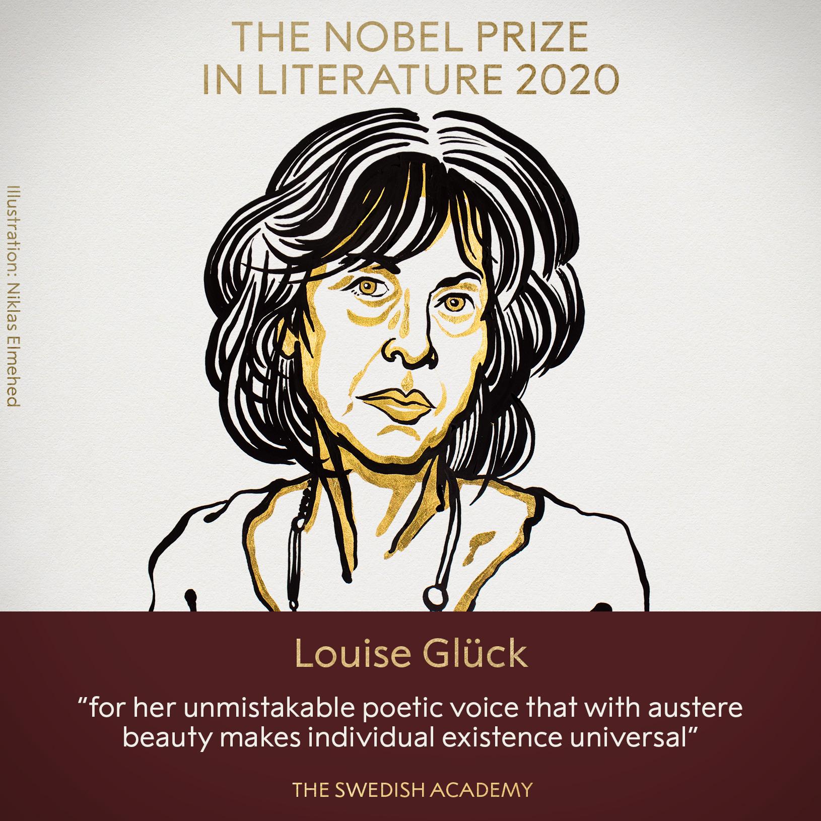 Нобелевский комитет объявил лауреата премии по литературе 2020 года