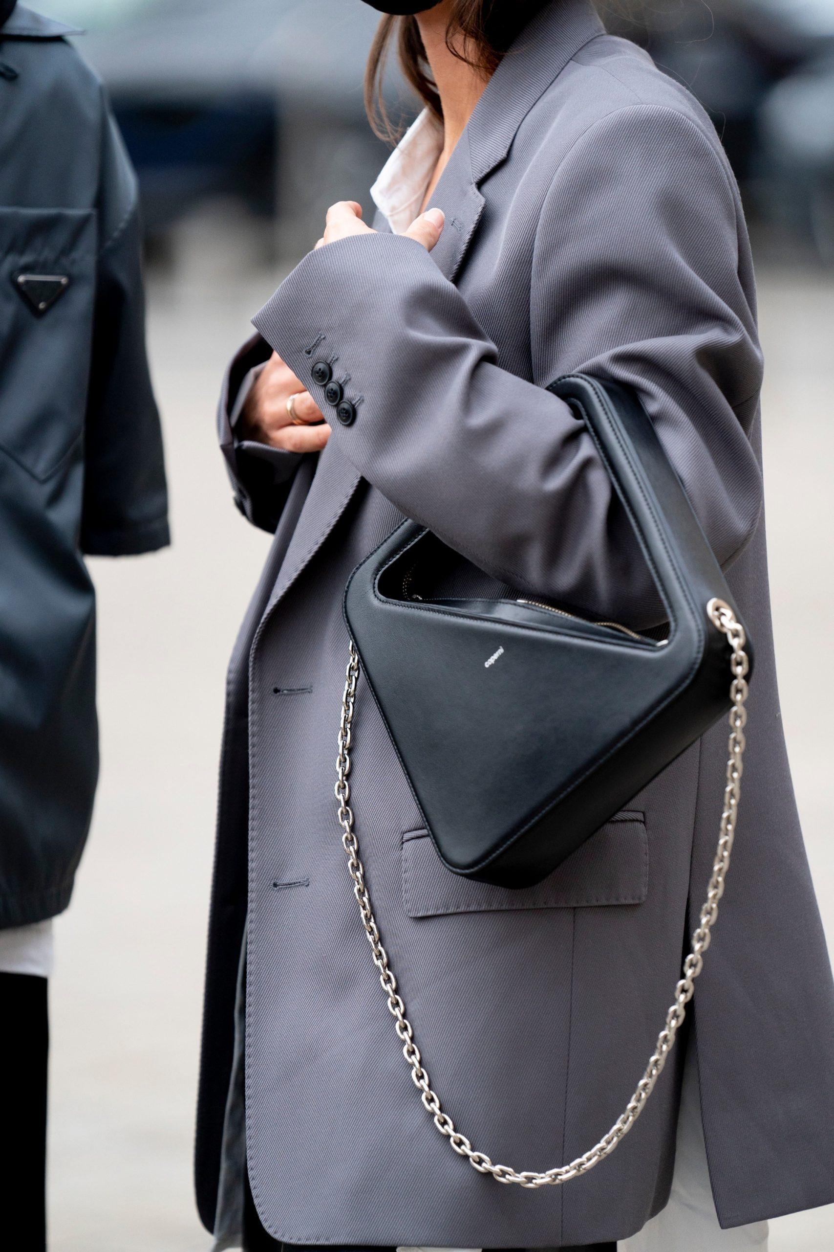 25 лучших street style образов Недели моды в Париже