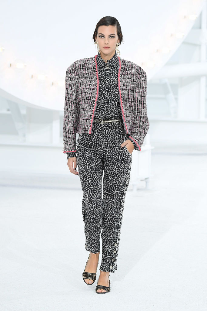 Голливудская мечта в коллекции Chanel SS 2021