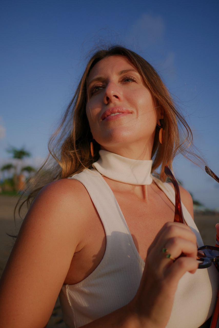 Светский блеск или домик на острове? Анна Филимонова подводит итоги 10 месяцев карантина на Бали