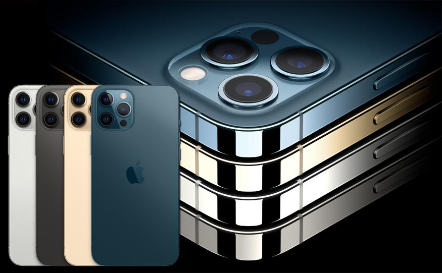 Кто на новенького: iPhone 12 c нанокристаллическим дисплеем и технологией Dolby Vision