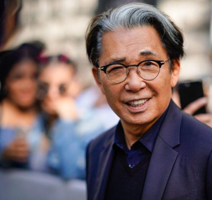 Основатель бренда Kenzo Кензо Такада умер от коронавируса