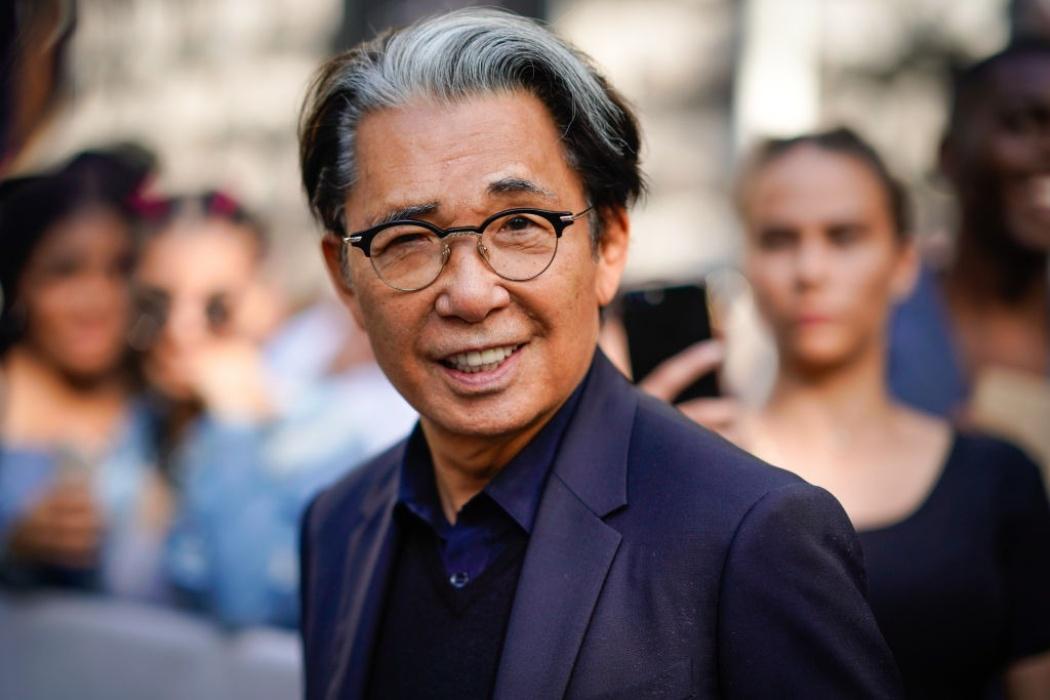 Засновник бренду Kenzo Кензо Такада помер від коронавірусу