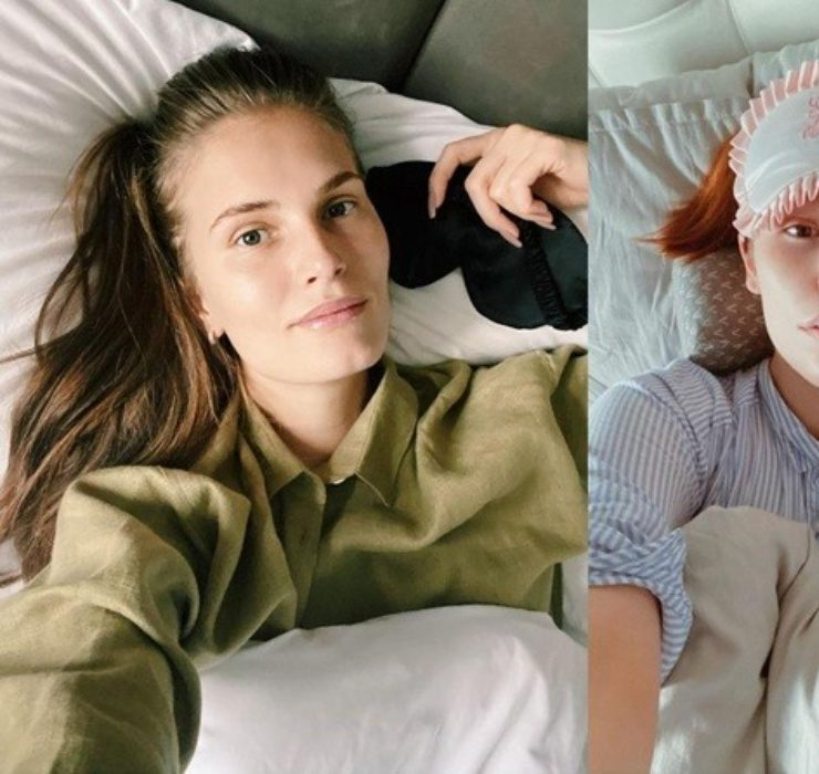 «Пытаемся вспомнить, как пахнет яблочко», — Алла Костромичева и Соня Плакидюк заболели коронавирусом
