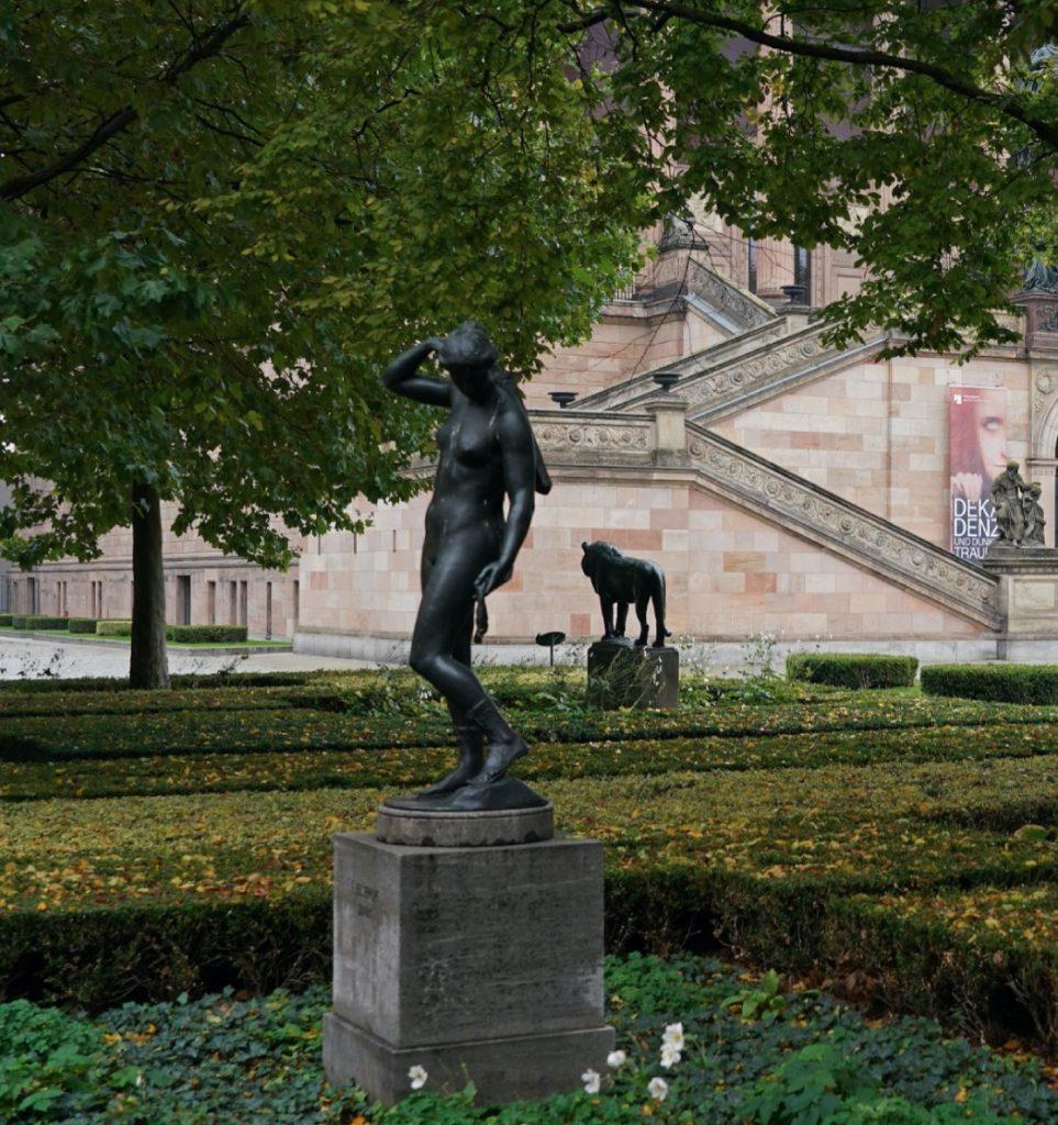 Музеї Берліна постраждали від масштабних актів вандалізму