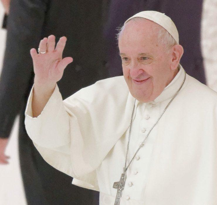 Папа римский Франциск поддержал однополые браки