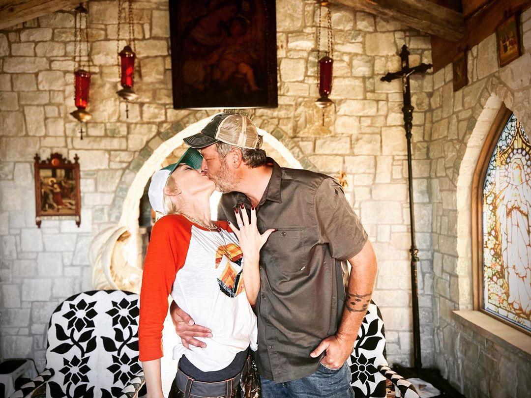 Она сказала «Да»! Гвен Стефани выходит замуж