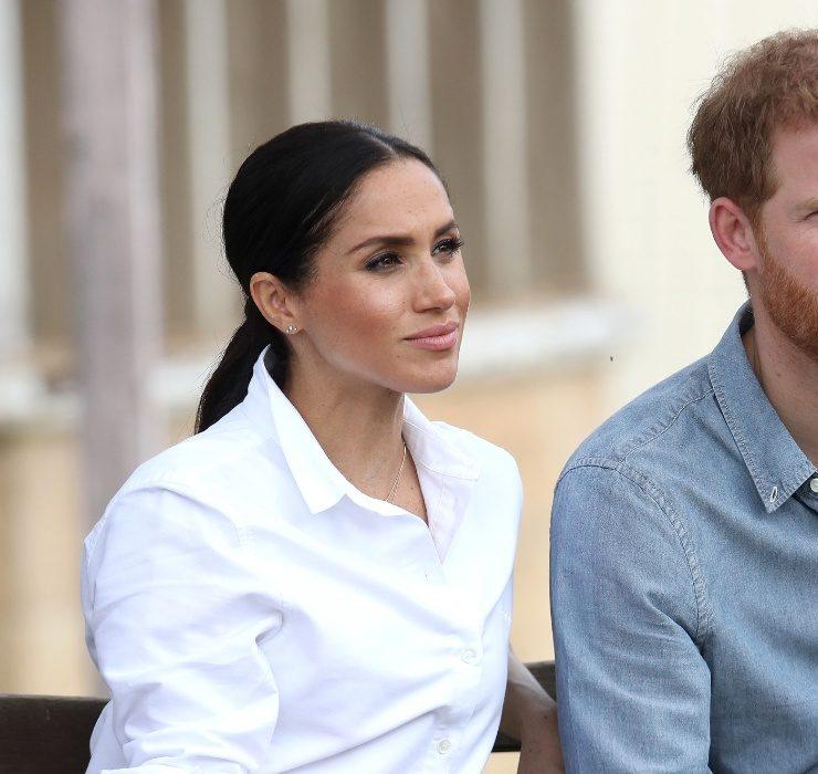 Дядько Кейт Міддлтон назвав принца Гаррі і Меган Маркл «ляльками» і порадив їм «заткнутися»