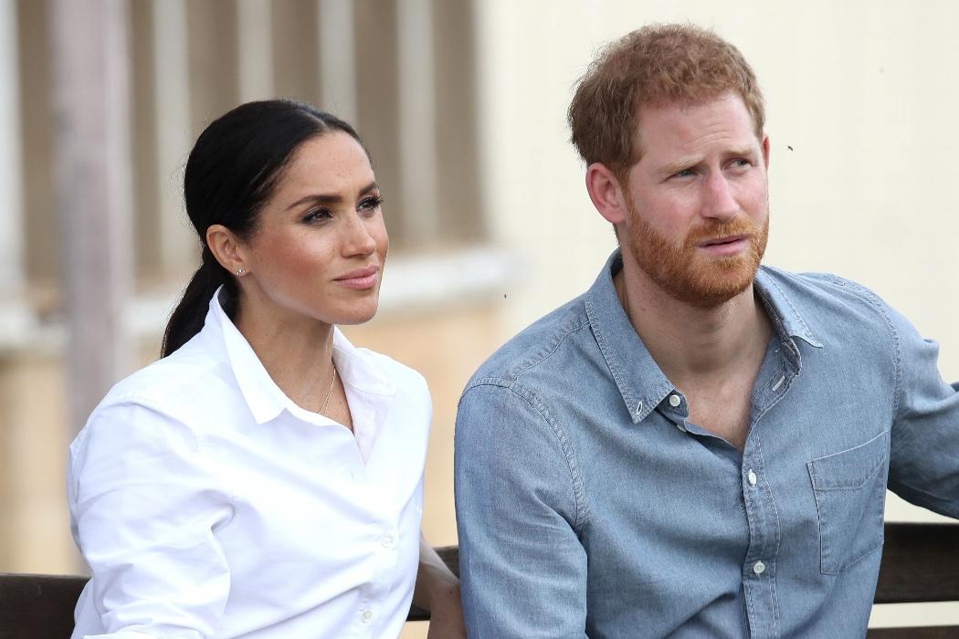 Дядя Кейт Миддлтон назвал принца Гарри и Меган Маркл «куклами» и посоветовал им «заткнуться»