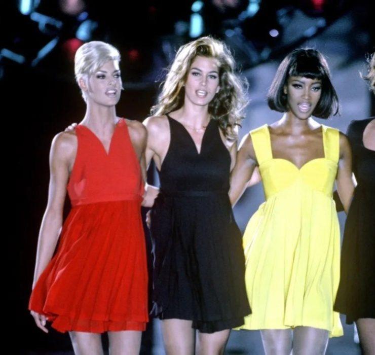 Легенды 90-х! Наоми Кэмпбелл объявила о новом документальном сериале «Супермодели»