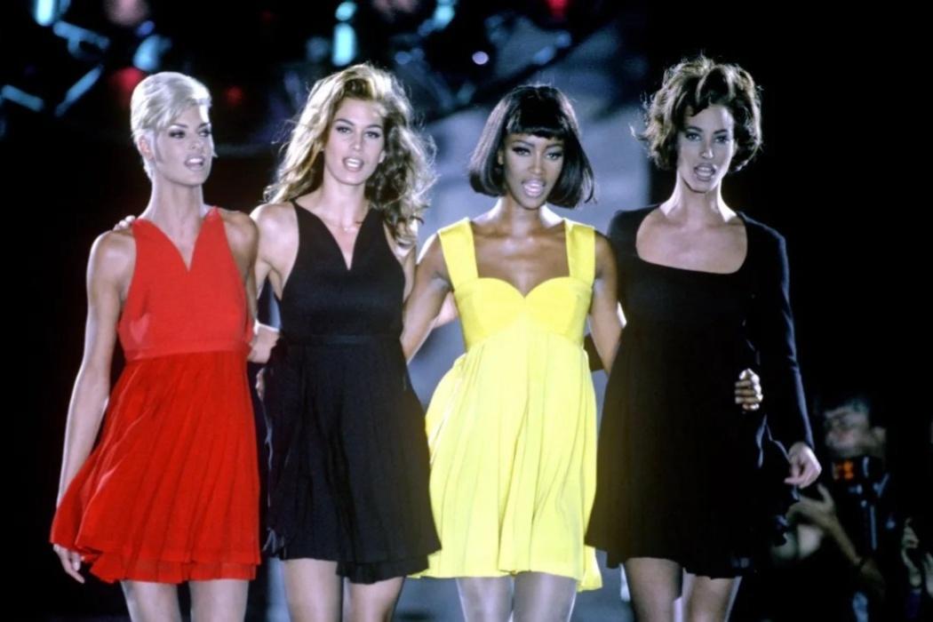 Легенди 90-х! Наомі Кемпбелл оголосила про новий документальний серіал «Супермоделі»
