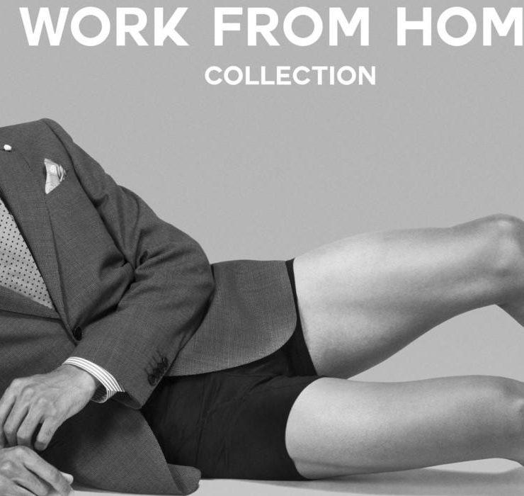 Канадський бренд Henri Vézina представив колекцію одягу для дистанційної роботи