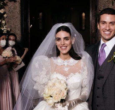 Wedding Day: молодший син Сильвіо Берлусконі Луїджі одружився