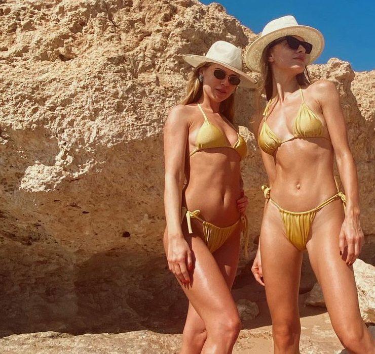 Instagram-репортаж: как светские украинки отдыхают в Египте