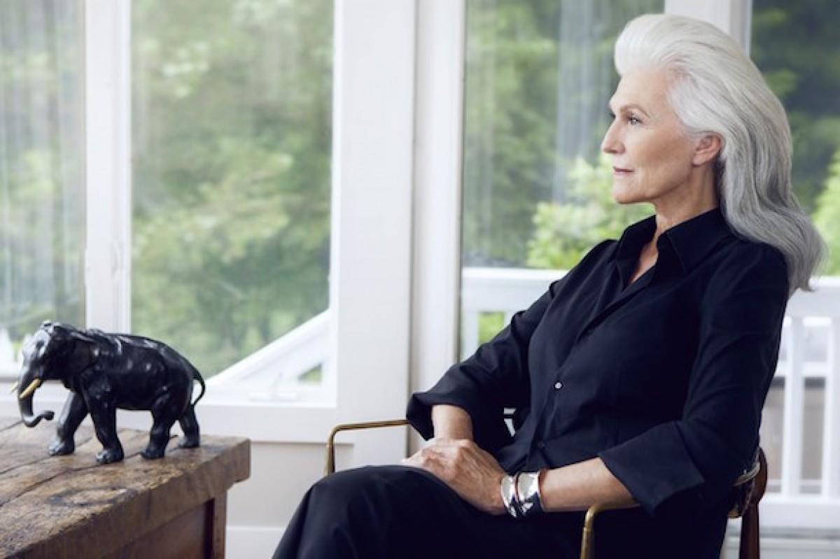 Жизнь только начинается: Мэй Маск, Лин Слейтер и другие иконы стиля за 60