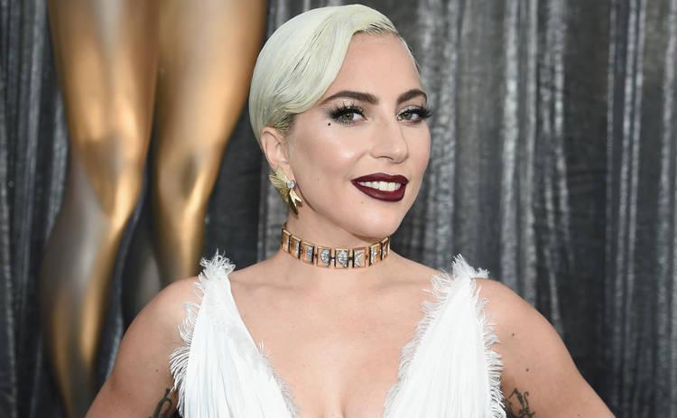 Леди Гага снимется в новом фильме с Брэдом Питтом