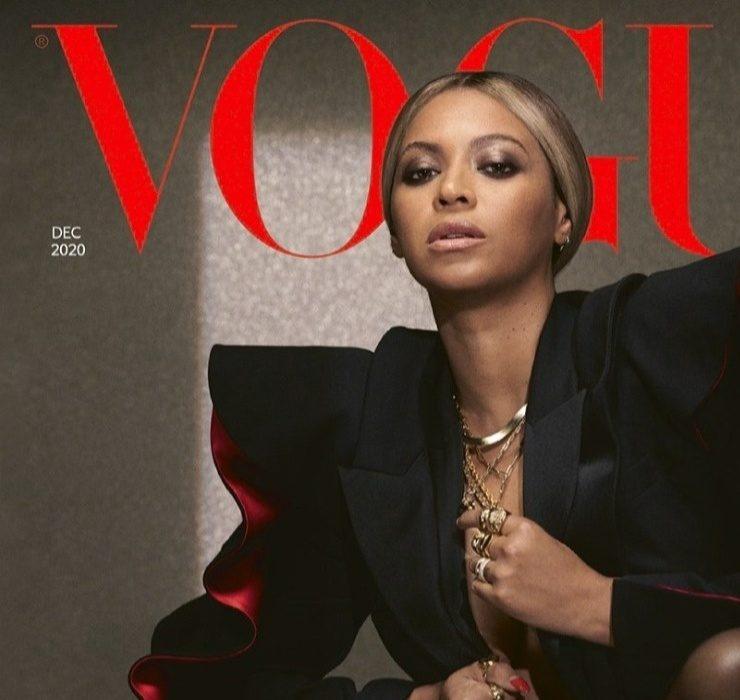 «2020 рік змінив мене, і я дозволила собі зосередитися на радості», — Бейонсе дала рідкісне інтерв'ю британському Vogue