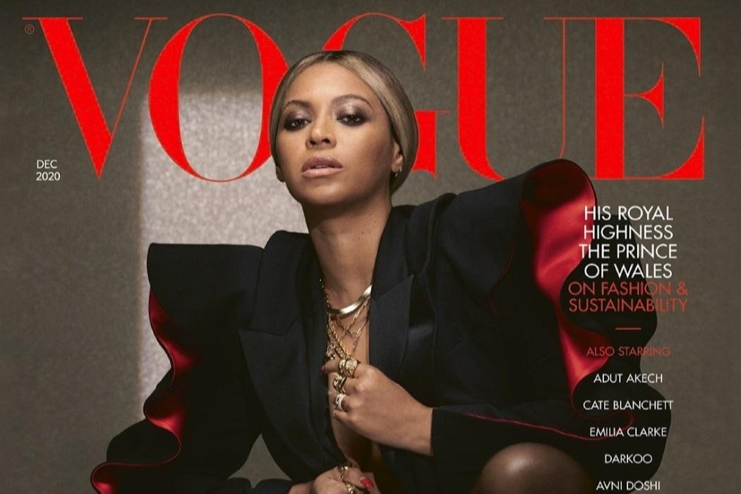 «2020 год изменил меня, и я позволила себе сосредоточиться на радости», — Бейонсе дала редкое интервью британскому Vogue