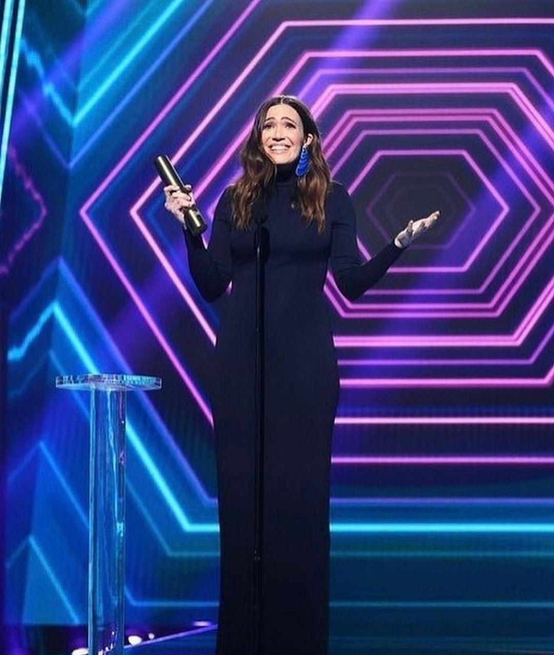 Дженніфер Лопес, Демі Ловато і Софія Вергара на церемонії People's Choice Awards 2020