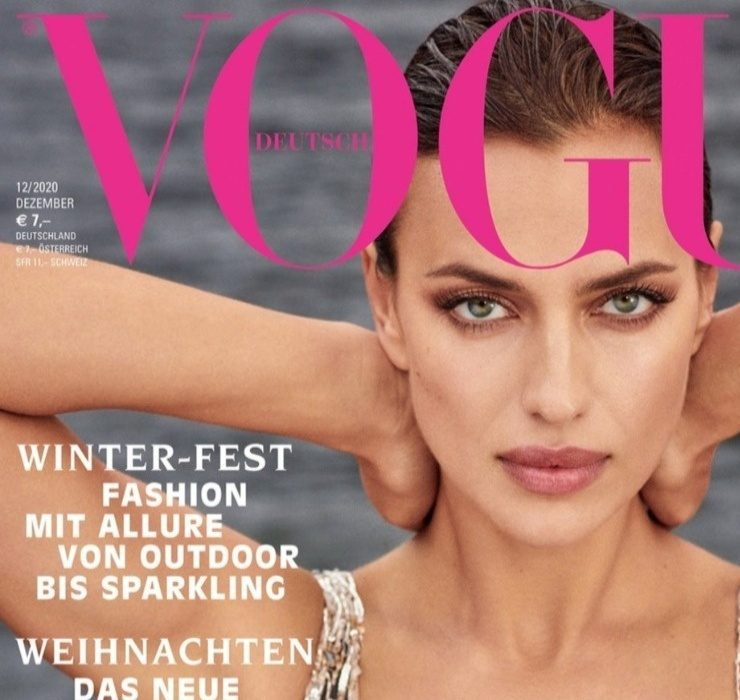 «Моя семья значит для меня все», — Ирина Шейк дала интервью немецкому Vogue